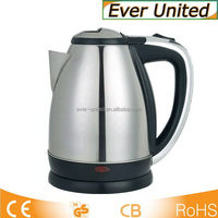 Quality most popular stainless steel wide mouth tea kettle