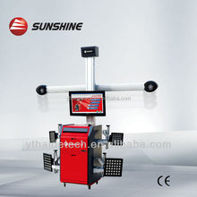 **SUNSHINE car wheel alignment equipment with CE (S-F8)