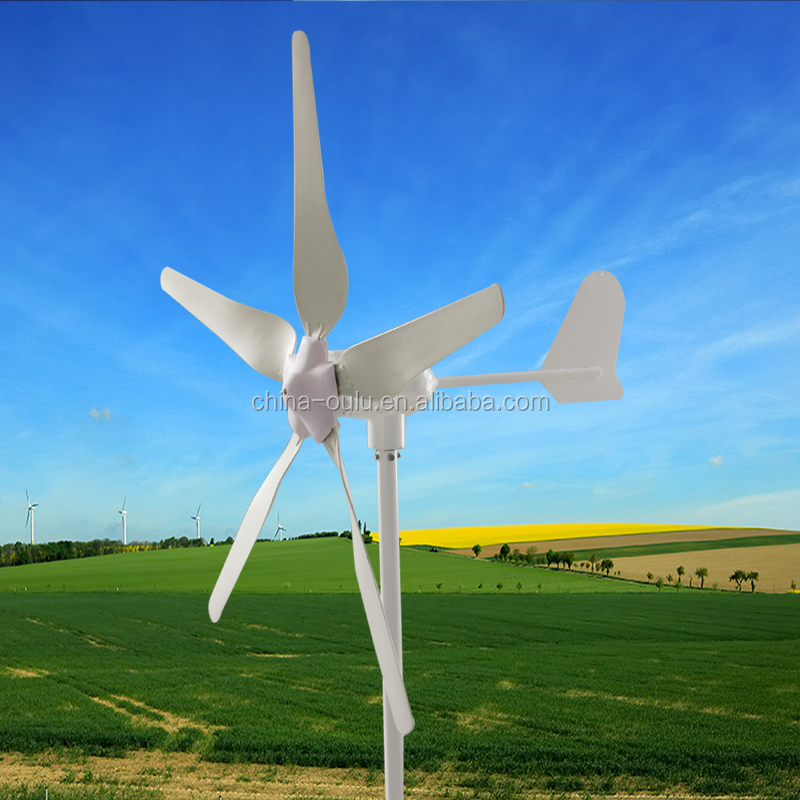 Hot sale home use 600w small windmill water pump