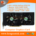 OEM NVIDIA GeForce GTX 970 4GB GDDR5 DVI/HDMIi/3DisplayPort PCI-Express VGA Card