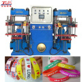 silicone wristband machine making of priceuppliers