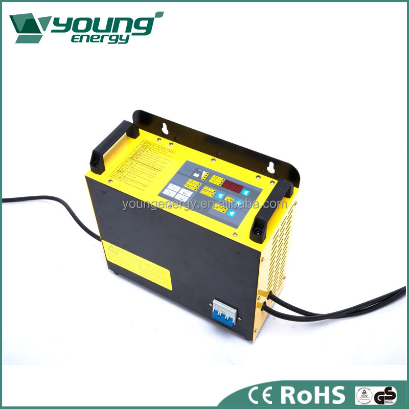 Multifunctional High Efficiency battery charger for programming