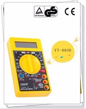 Digital multimeter made in China with low price and good quality