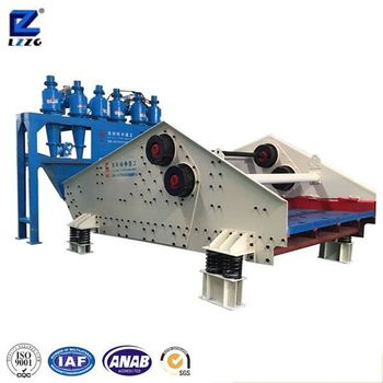 dewatering screen for tailing reycling, lower price