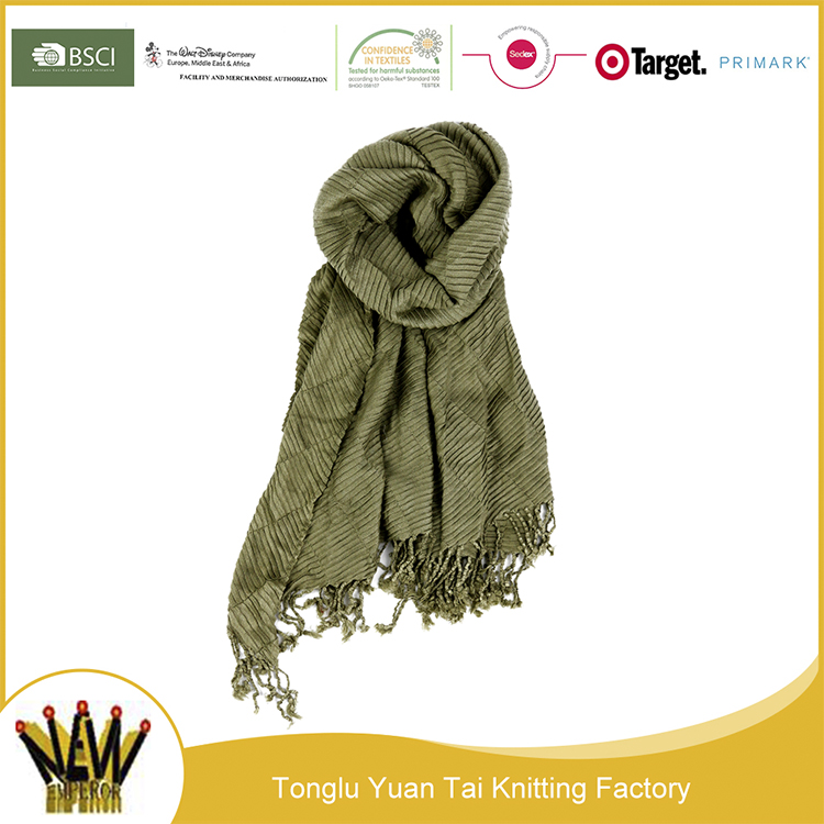 Cheap price qualified snood fancy hijab scarf