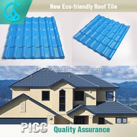 Quality guarantee building materials roofing sheet for garden pavilions