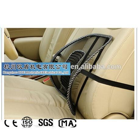 High Quality Mesh Car Seat back support ,waist cushion
