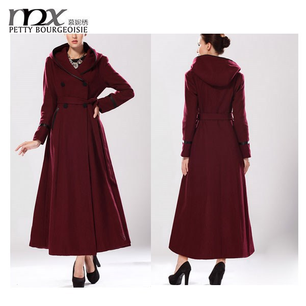 2015 New Design Outdoor Woman Long Winter Coat,Durable Woman Winter Clothes