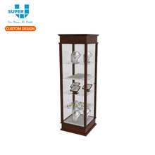 Custom Made Retail Store Wood Display Shelf Names Of Jewellery Shops