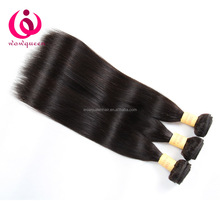 China Wholesale Brazilian Virgin Hair Straight 100% Unprocessed Human Hair Weave