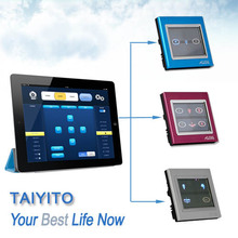 TAIYITO ZigBee Wireless IOS or Android Home Automation Controller/smart house