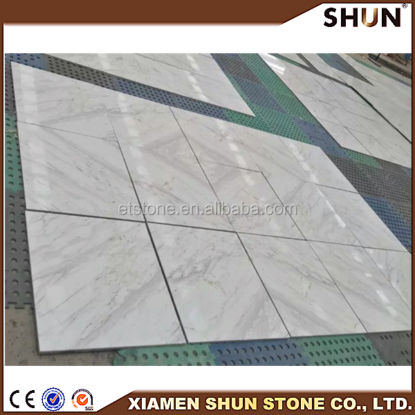 36''x36'' polished marble tiles, Top A white marble tile , White marble from marble companies italy