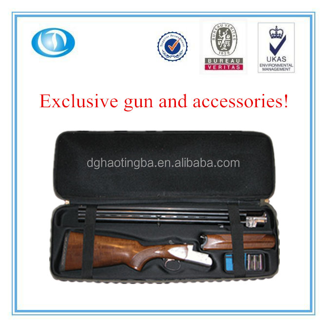 MOULDED EVA TAILORED Shotgun Gun Case