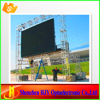 Cheap price p8 led big screen outdoor tv