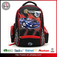 Latest fashion cool design kids high class student school bag for boys