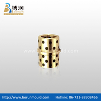 Mold Parts Misumi Oilless Guide Bush for Die Sets