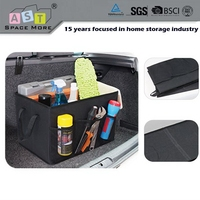 Superior quality good function auto trunk organizer