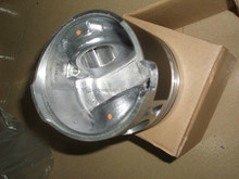 Diesel engine piston for CAT E320D.