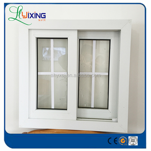 New design fashion low price sliding glass wfrench windows and doors