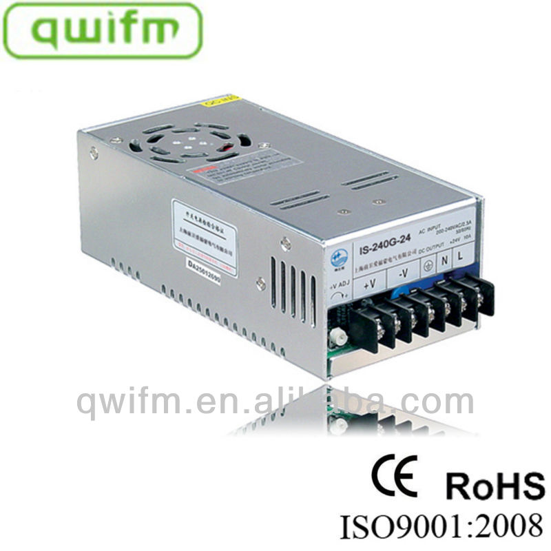 1000W Single Group Regulated Switching Power with Fan Manufactured by qwifm