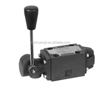 4/3 and 4/2 Directional control valves, with hand lever, WMM25