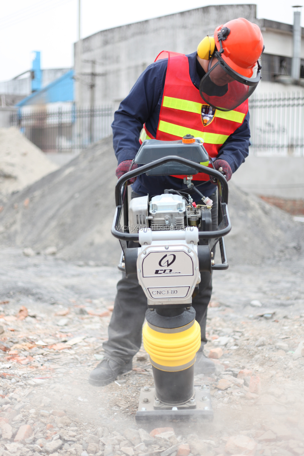 Tamping Rammer (CNCJ-72FWS,CE,GS)
