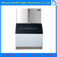 Large commercial milk tea shop bar hotel small cube ice making machine/bullet ice maker