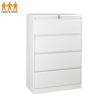 Modern office school furniture design knoll file cabinet remove drawer