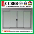China supplier construction building customized aluminum alloy sliding door