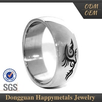Top Class New Coming Stainless Steel Pot Leaf Ring