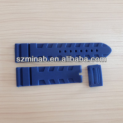 silicone watch straps with uneven surface