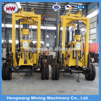 Lowest Price Top Drive Head Portable Water Well Drilling Rig