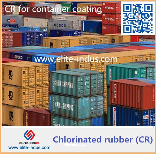 chlorinated rubber CR-10 for anti-corrosion coating