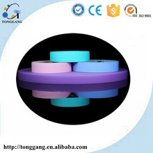 Colorful BOPP fast easy tape for sanitary napkin raw material fast easy tear tape