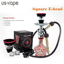 2019 cheap shisha smoking accessories electric square e hookah head electronic hookah bowl head prices