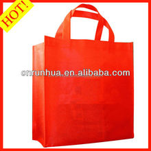 Printing acceptable Nylon Polyester foldable shopping bag