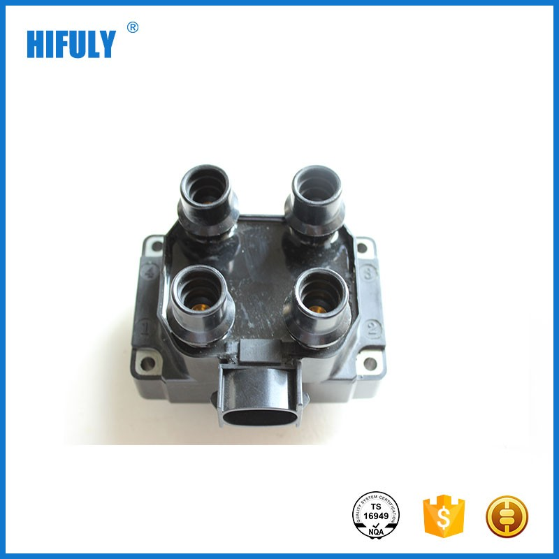 Wholesale price electronic engine replacement ignition coil pack for Denso1649067/ F000 ZS0 212/19017116/6503279 #DQ133A