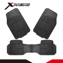 Xracing IAFM-007B Best price high quality easy cleaning rubber car mat