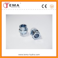 T-1BG-04 BSP MALE DOUBLE USE FOR 60 degree CONE SEAT OR BONDED SEAL / BSP MALE O-RINGHydraulic Adapter