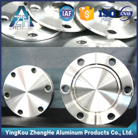 china manufacturer high precision cnc machining lathe aluminum flange