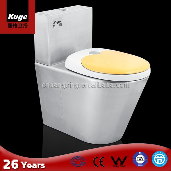Toilet Water Closet strong siphon flush power toilet,water closet bathroom accessories with PVC Toilet Partitions