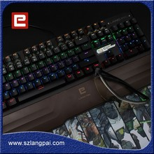 Wholesale Arabic Layout Gaming Keyboard With Removable Switches