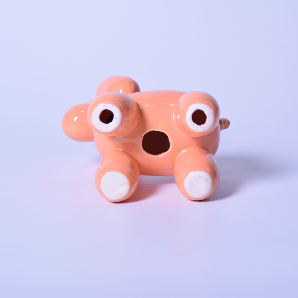 Ceramic Dog piggy bank,Ceramic coin bank for sale,Ceramic money saving box,Hot Sales