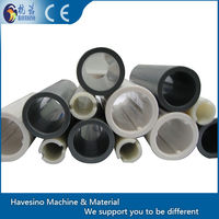 Wholesale Newest Design High Quality flexible rectangular plastic tube