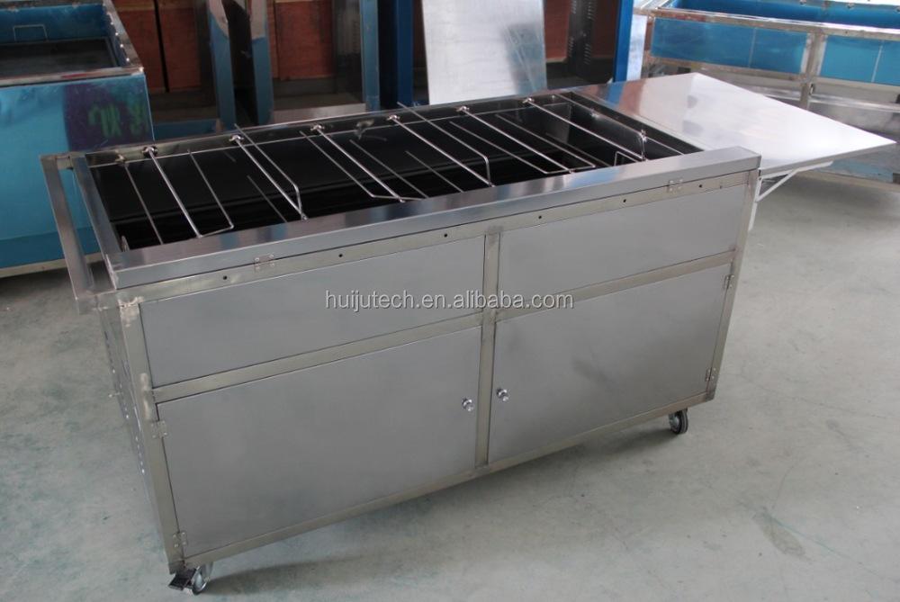 chicken griller machine for sale