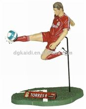 sport action figurine/ football sporter/ NBA sport toy