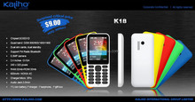 2.4inch cheapest feature phone dual sim with whatsapp from china