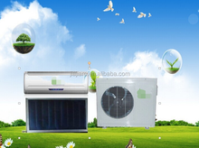Hot sale wall hybrid ACDC 90% high quality 9000btu 12000btu solar air conditioner split unit system