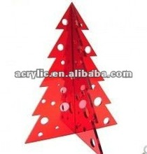 2012 Christmas Tree Tabletop Decorations