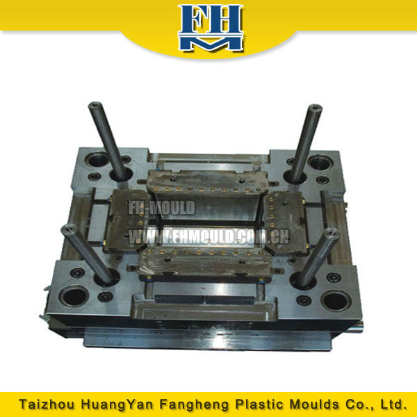 car battery box mould/storage battery shell mould